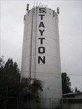 Image for Stayton Water Tower - Stayton, Oregon