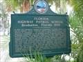 Image for Florida Highway Patrol School - Bradenton, Florida 1939