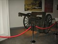 Image for French M1897 75 mm Gun and Caisson - Field Artillery Museum - Fort Sill, Oklahoma