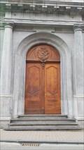 Image for Entrée Principale de l'ancienne église Saint-Jacques - Namur - Belgique
