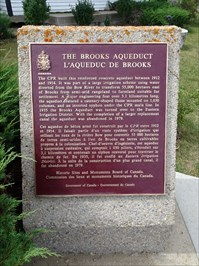 Image result for brooks aqueduct