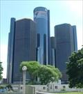 Image for Renaissance Center - Detroit, Michigan, USA.