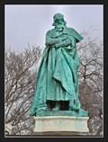 Image for Béla IV of Hungary (IV. Béla magyar király) - Hosök tere, Budapest, Hungary