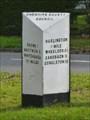 Image for Crewe Road Milestone - Crewe, Cheshire.
