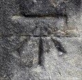 Image for Cut Bench Mark - St Nicholas Church, Chislehurst, UK