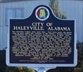 Image for City of Haleyville, ALabama - Haleyville, AL