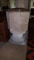 Image for Baptism Font - St Michael & All Angels' church - Whitwell, Rutland