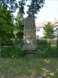 Image for Combined World War Memorial - Pátek u Loun, Czech Republic