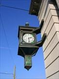 Image for Ocala National Bank Clock - Ocala, Florida