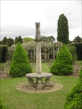 Image for Sundial - Exbury Gardens, Exbury, South Hampshire, UK