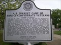 Image for N. B. Forrest Camp 215 Sons of Confederate Veterans