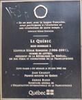 Image for Plaque de Léopold Sédar Senghor - Québec, Québec