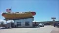 Image for Wienerlicious Giant Hot Dog, Mackinaw Mi