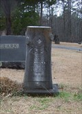 Image for James R. McClendon - Pleasant Hill Cemetery - Caldwell, AL