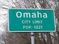 Image for Omaha, TX - Population 1021