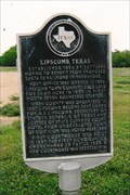Image for Lipscomb, Texas