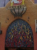 Image for Dragon Fire Grill Mosaics - Busch Gardens, Tampa, FL.