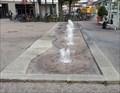 Image for Fontäne am Bahnhofsvorplatz - Friedrichshafen, BW, Germany