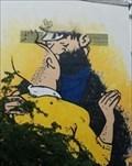 Image for Tintin et le capitaine Haddock - Paris, Île-de-France