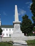 Image for Washington Civil War Memorial - Washington, New Hampshire