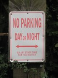 Image for  Parking sign -The Grove Bucks