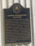 Image for Haynes Engineering Building - College Station, TX