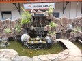 Image for Banjar Town Train Station Fountain — Banjar Town, West Java, Indonesia
