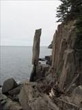 Image for Balancing Rock - Long Island, Nova Scotia