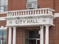 Image for 1910 - City Hall - Holdenville, OK