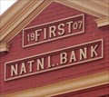 Image for 1907 - First National Bank - Route 66, Erick, Oklahoma, USA.