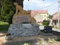 Image for Pomník obetem I.a II. svetové války - Milonice, Czech Republic