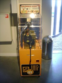 Penny Smasher at Prison Museum, Veenhuizen, the Netherlands