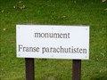 Image for Monument - French SAS Paratrooper