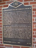 Image for Georgetown Presbyterian Church (SC-133) - Georgetown, DE