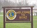 Image for Boaz, Wi