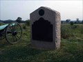Image for Battery C, 4th U.S. Artillery - US Regulars Tablet - Gettysburg, PA