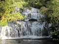 Image for Purakaunui Falls - Owaka, New Zealand