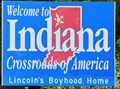 Image for Welcome to Indiana ~ Crossroads of America