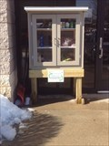 Image for Little Free Pantry - The Bridge Youth Center - Zeeland, Michigan USA