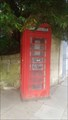 Image for Red Telephone Box - Royal Avenue - Bath, Somerset
