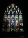 Image for Stained Glass Windows, All Saints - Seckington, Warwickshire