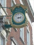 Image for M & S Clock, Worcester, Worcestershire, England