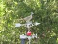 Image for Pheasant Weathervane - Thamesville, Ontario
