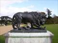 Image for Kingston Lacy Lions - Wimborne Minster, Dorset, UK