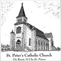 Image for St. Peter's Catholic Church by Sterling Stratton - St. Peter's Bay, PEI