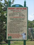 Image for Crescent Lake Dog Park - St Pete