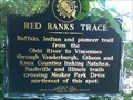 Image for Red Banks Trace - Evansville, IN
