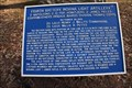 Image for 4th Indiana Battery (USA) Plaque  - Chickamauga National Battlefield