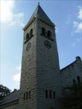 Image for Eaton Chapel Clock, Beloit College - Beloit, WI