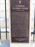 Image for Oldest - Congregation in the Virgin Islands - Charlotte Amalie, St. Thomas, USVI